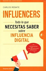 Libro Influencers