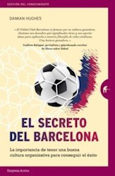 Libro El Secreto Del Barcelona