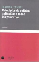Papel PRINCIPIOS DE POLITICA APLICABLES A TODOS LOS GOBIERNOS
