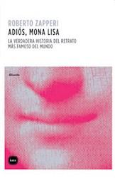 Libro Adios  Mona Lisa