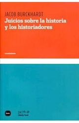 Papel JUICIOS SOBRE LA HISTORIA Y LOS HISTORIADORES