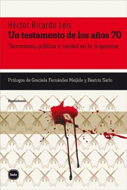 Papel Un Testamento De Los Años 70