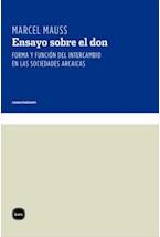 E-book Ensayo sobre el don