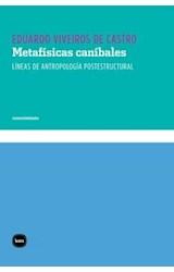 E-book Metafísicas caníbales. Líneas de antropología postestructural