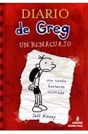 Papel DIARIO DE GREG 1 UN RENACUAJO (RUSTICA)