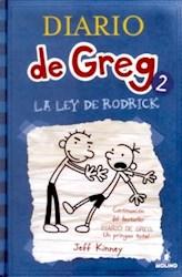 Papel Diario De Greg 2 La Ley De Rodrick