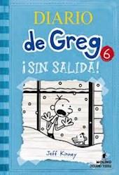 Papel Diario De Greg 6 Sin Salida
