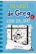 Papel DIARIO DE GREG 6 SIN SALIDA (RUSTICA)