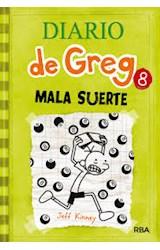 Papel DIARIO DE GREG 8 MALA SUERTE