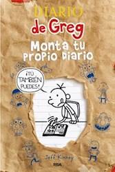 Libro Diario De Greg  Monta Tu Propio Diario