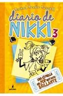 Papel DIARIO DE NIKKI 3 UNA ESTRELLA DE POP MUY POCO BRILLANTE (RUSTICA)