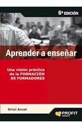 E-book Aprender a enseñar. Ebook