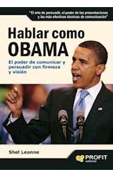 E-book Hablar como Obama. Ebook