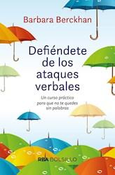 Libro Defiendete De Ataques Verbales