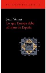 Papel LO QUE EUROPA DEBE AL ISLAM DE ESPAÑA