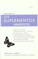 Papel SUPLEMENTOS ALIMENTICIOS (COLECCION TODO SOBRE) (6)