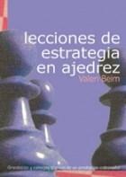 Libro Lecciones De Estrategia En Ajedrez