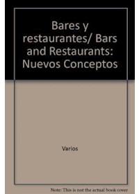 Papel Bares Y Restaurantes - Nuevos Conceptos -