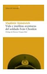 Papel VIDA E INSOLITAS AVENTURAS DEL SOLDADO IVAN CHONKIN
