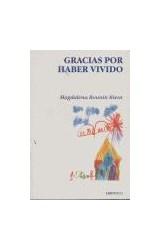 Papel GRACIAS POR HABER VIVIDO