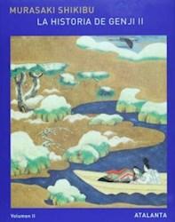 Papel Genji Ii: Los Relatos De Uji