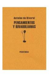 Papel PENSAMIENTOS Y RIVAROLIANAS