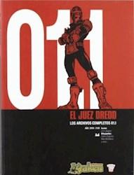 Papel El Juez Dredd - Los Archivos Completos 01.1