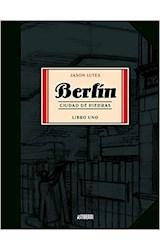 Papel BERLIN CIUDAD DE PIEDRAS LIBRO UNO