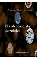 E-book El coleccionista de relojes