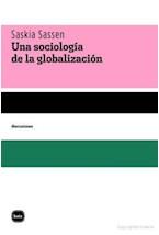 Papel UNA SOCIOLOGIA DE LA GLOBALIZACION