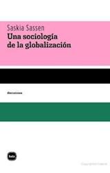 Papel Una Sociología De La Globalización