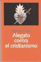 Libro Alegato Contra El Cristianismo