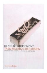 Papel TRES MILENIOS DE EUROPA