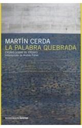 Papel LA PALABRA QUEBRADA
