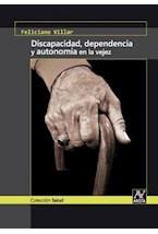 E-book Discapacidad, dependencia y autonomía en la vejez
