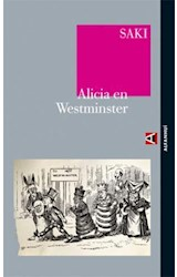 Papel ALICIA EN WESTMINSTER