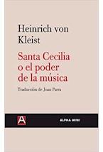 Papel SANTA CECILIA O EL PODER DE LA MUSICA