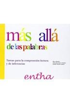 Papel MAS ALLA DE LAS PALABRAS (TAREAS COMPRENSION LECTORA E INTER