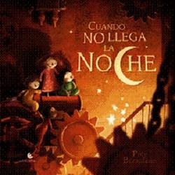 Libro Cuando No Llega La Noche