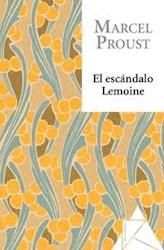 Libro El Escandalo De Lemoine