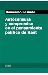 Papel AUTOCENSURA Y COMPROMISO EN EL PENSAMIENTO POLITICO DE KANT