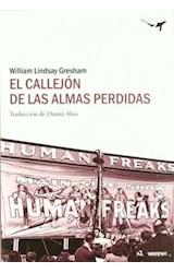 Papel EL CALLEJON DE LAS ALMAS PERDIDAS
