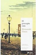 Papel PRECEPTO ROTO (COLECCION MAESTROS DE LA LITERATURA JAPONESA 6)