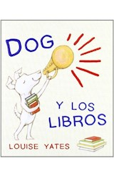 Papel DOG Y LOS LIBROS