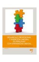 Papel DESARROLLO PROFESIONAL E INSERCION LABORAL EN PERSONAS CON E