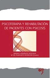 Papel PSICOTERAPIA Y REHABILITACION DE PACIENTES CON PSICOSIS