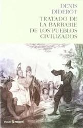 Libro Tratado De La Barbarie De Los Pueblos Civilizados