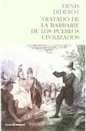Papel TRATADO DE LA BARBARIE DE LOS PUEBLOS CIVILIZADOS (RUST  ICO)