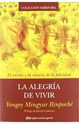 Papel LA ALEGRIA DE VIVIR