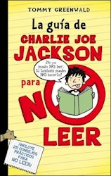 Libro Guia De Charlie Joe Jackson Para No Leer